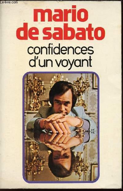 CONFIDENCES D'UN VOYANT / 3EME EDITION AUGMENTEE
