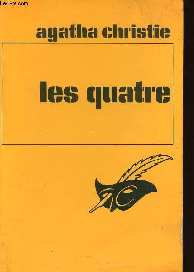 LES QUATRES / N°134 / COLLECTION LE MASQUE