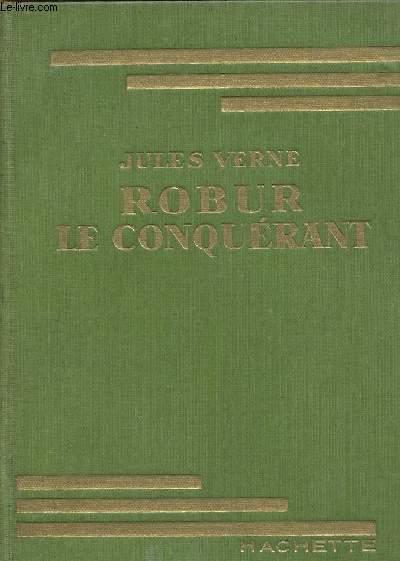 ROBUR LE CONQUERANT