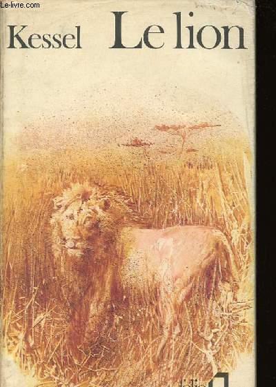 LE LION/ N°808 /COLLECTION FOLIO