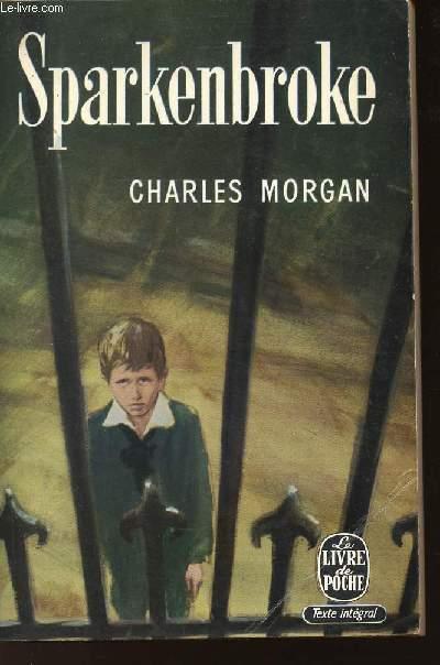 SPARKENBROKE /N°311-312 DU LIVRE DE POCHE