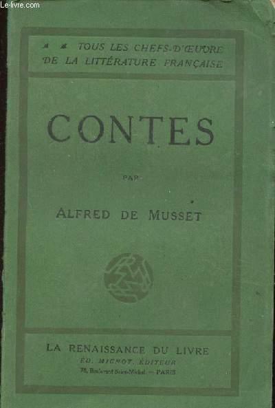 CONTES - CROISILLES - HISTOIRE D'UN MERLE - PIERRE ET CAMILLE - LES FRERES VAN BUCK - LE SECRET DE JAVOTTE - MIMI PINSON - LA MOUCHE