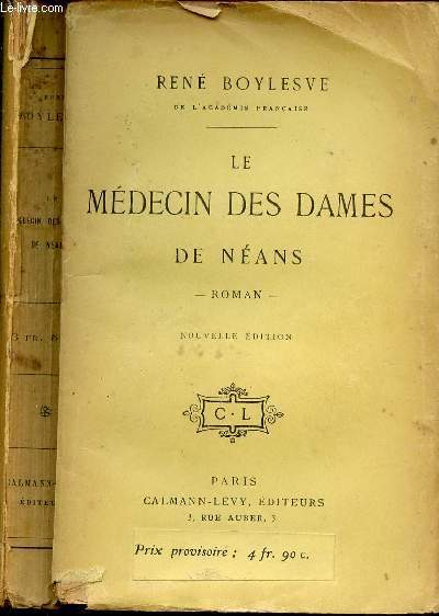 LE MEDECIN DES DAMES DE NEANS