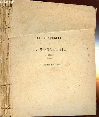 LES CONQUETES DE LA MONARCHIE