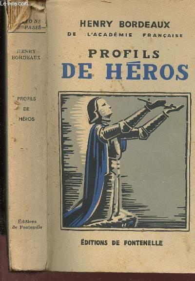 PROFILS DE HEROS
