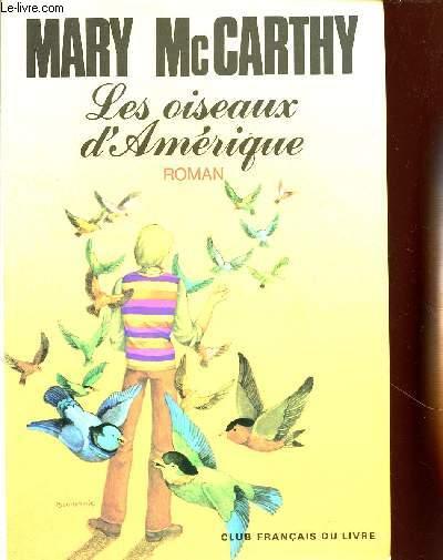 LES OISEAUX D'AMERIQUE