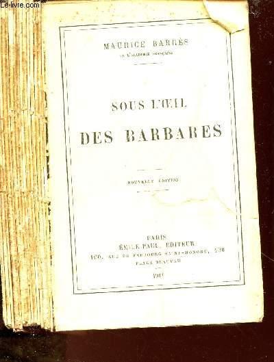 SOUS L'OEIL DES BARBARES
