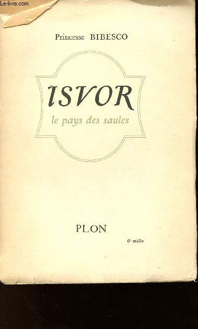 ISVOR : LA PAYS DES SAULES