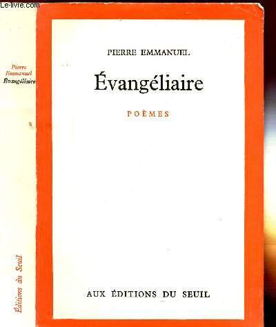 EVANGELIAIRE - POEMES