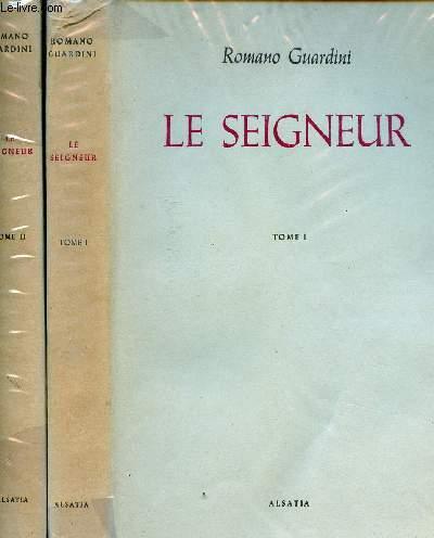 LE SEIGNEUR : 2  VOLUMES : TOME I ET II