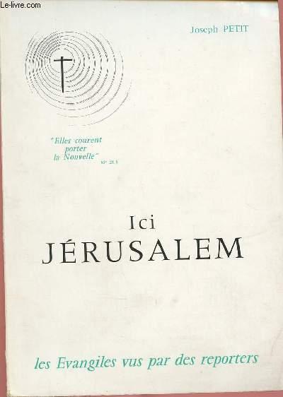ICI JERUSALEM