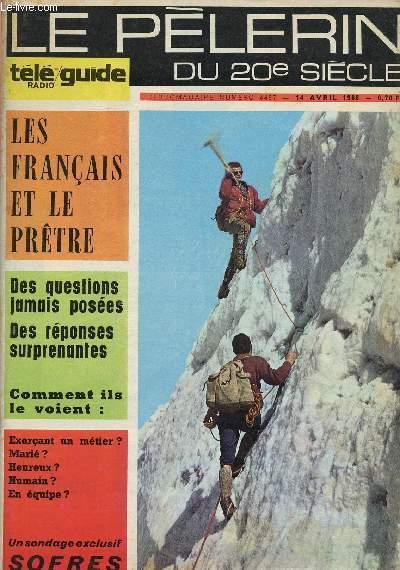 LE PELERIN DU 20E SIECLE N°4457 - 14 AVRIL 1968
