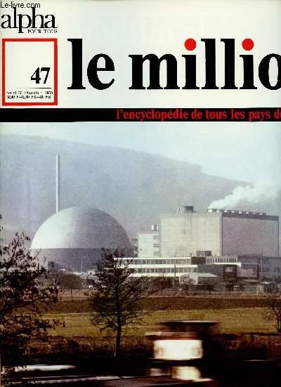 ALPHA POUR TOUS - LE MILLION N°47 - 30 DEC 69 :ALLEMAGNE : L'économie (suite), L'histoire