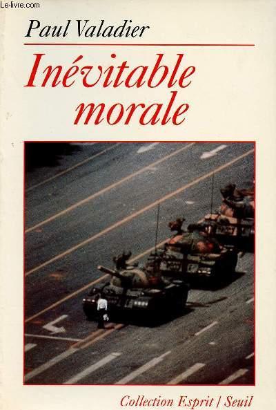 INEVITABLE MORALE