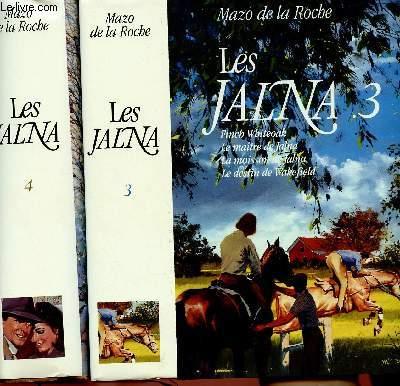 LES JALNA - 2 TOMES EN 2 VOLUMES : TOMES 3 ET 4