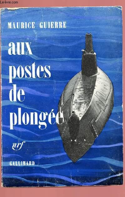 AUX POSTES DE PLONGEE
