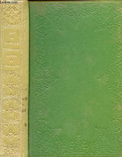 CONTES ET NOUVELLES EN VERS - TOME 1 EN 1 VOLUME