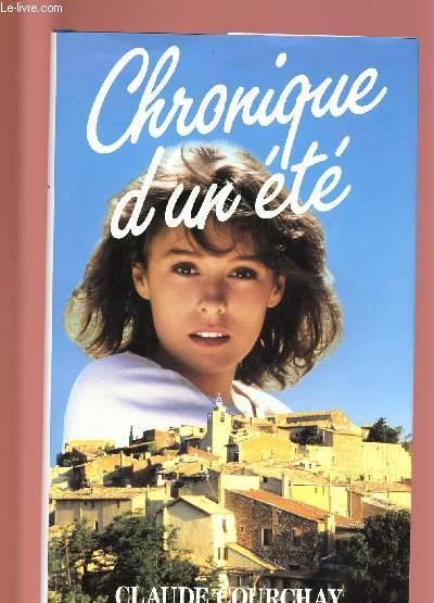 CHRONIQUE D'UN ETE