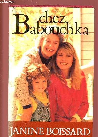 BELLE GRAND MERE - TOME 2 EN 1 VOLUME : CHEZ BABOUCHKA