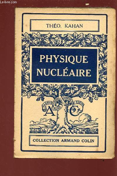 PHYSIQUE NUCLEAIRE