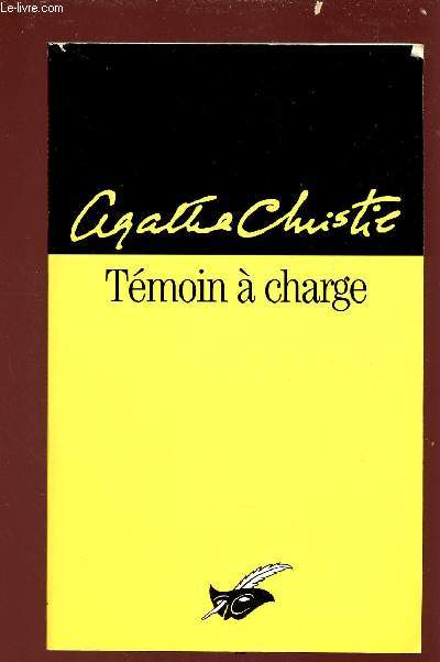 TEMOIN A CHARGE