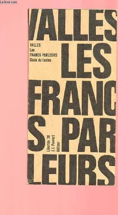 LES FRANCS-PARLEURS