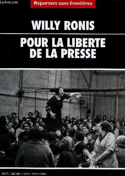 POUR LA LIBERTE DE LA PRESSE - MAI 2001