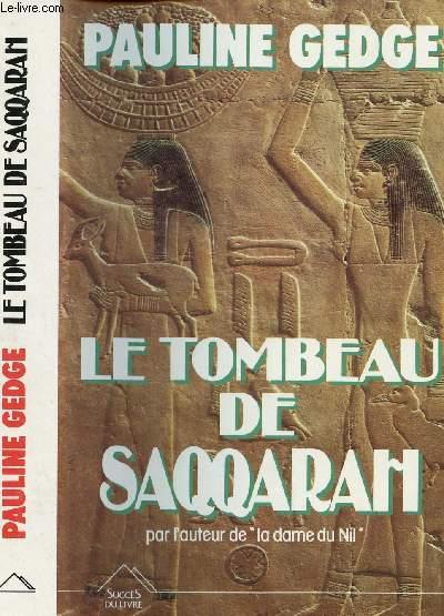 LE TOMBEAU DE SAGGARAH