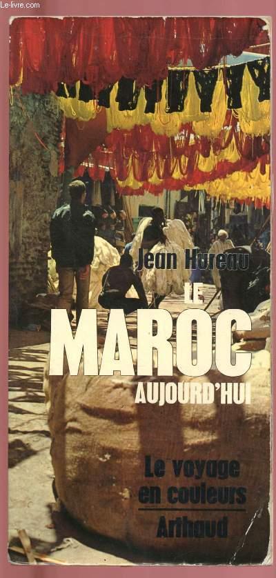 LE MAROC AUJOURD'HUI : COLLECTION