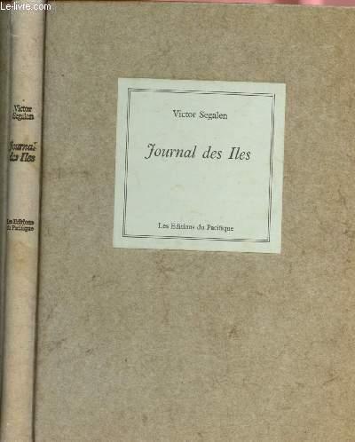 JOURNAL DES ILES