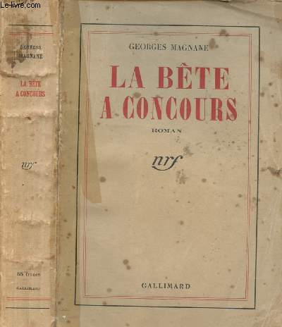 LA BETE A CONCOURS