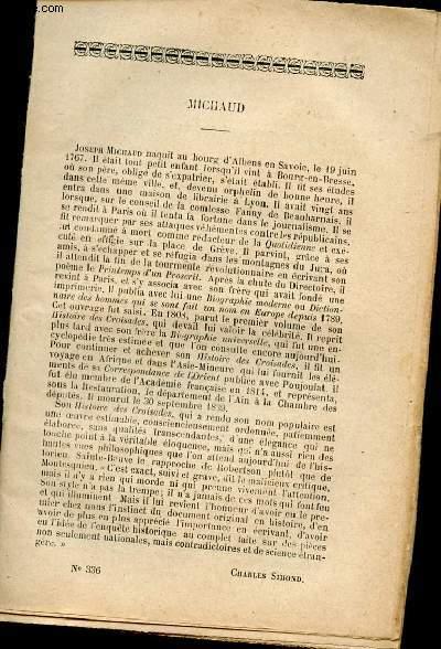 BIBLIOTHEQUE POPULAIRE N°336 : LE TABLEAU D'UNE AUBERGE + LE MONASTERE DE SEPTèFONTS +LES CROISADES