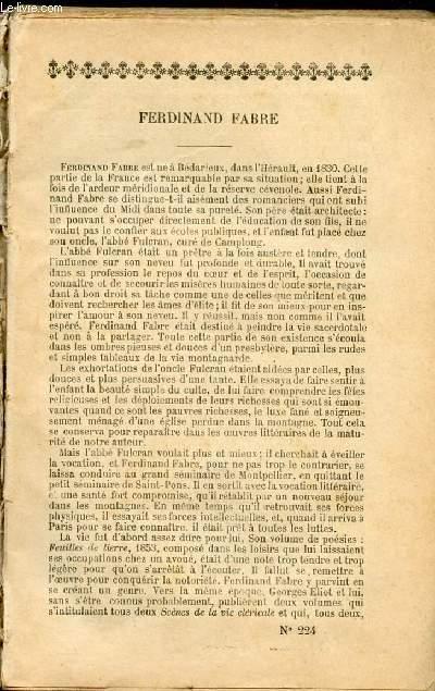 BIBLIOTHEQUE POPULAIRE N°224 : LA SOCIETE DE SECOURS INTELLECTUEL