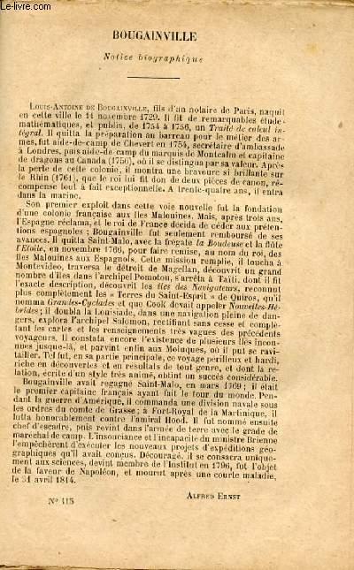 BIBLIOTHEQUE POPULAIRE N°415 : LE DETROIT DE MAGELLAN / TAITI