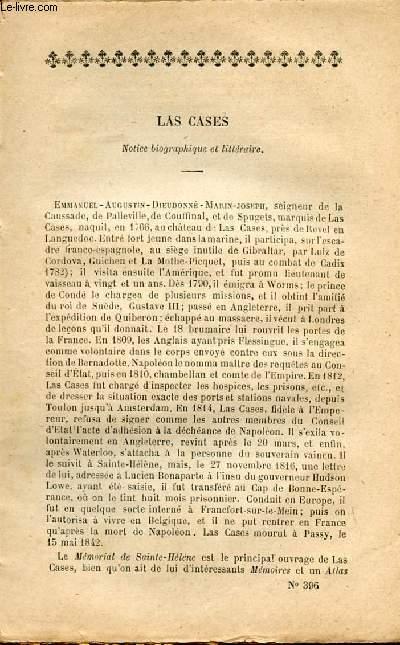 BIBLIOTHEQUE POPULAIRE N°396 : MEMORIAL DE SAINTE-HELENE