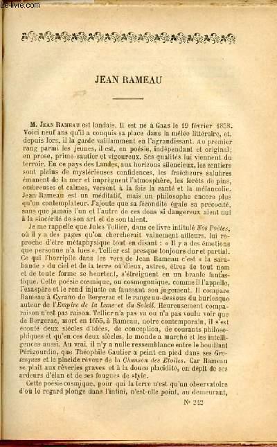 BIBLIOTHEQUE POPULAIRE N°242 : LE SORCIER DE SAINT-CRICQ - UN PRIX DE VERTU