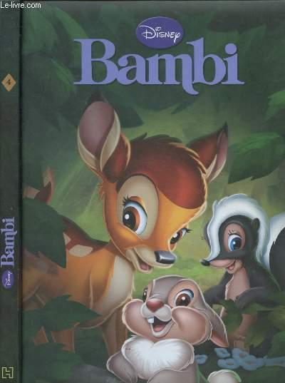 BAMBI (LES CHEFS-D'OEUVRE DISNEY CINEMA)