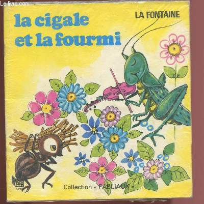 LA CYGALE ET LA FOURMI - COLLECTION