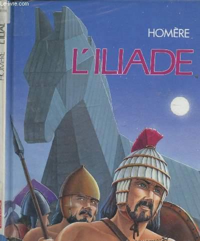 L'ILIADE (ALBUM JEUNESSE ILLUSTRE)