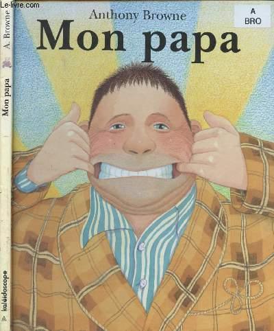 MON PAPA (ALBUM JEUNESSE)