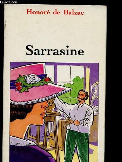 SARRASINE (ROMAN)
