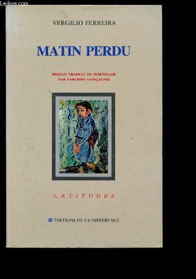 MATIN PERDU (ROMAN) - COLLECTION