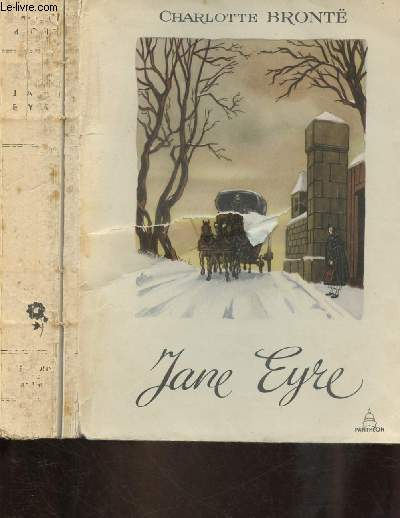 JANE EYRE (ROMAN - Avec 10 illustrations de Jean Gradassi. )