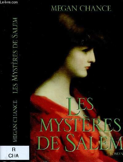 LES MYSTERES DE SALEM (ROMAN) [SORCIERE]