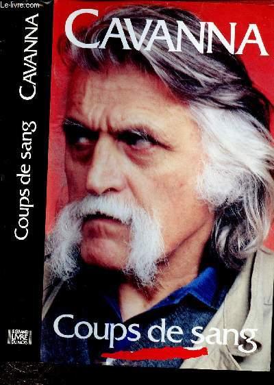 COUP DE SANG (ROMAN) [CHARLIE-HEBDO]