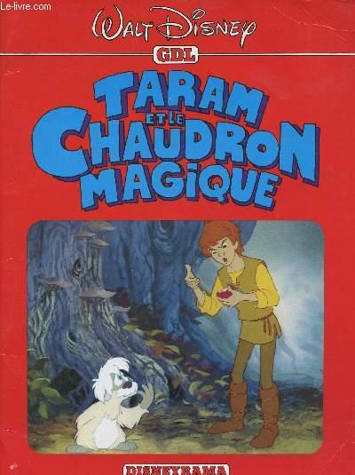 TARAM ET LE CHAUDRON MAGIQUE (ALBUM JEUNESSE)