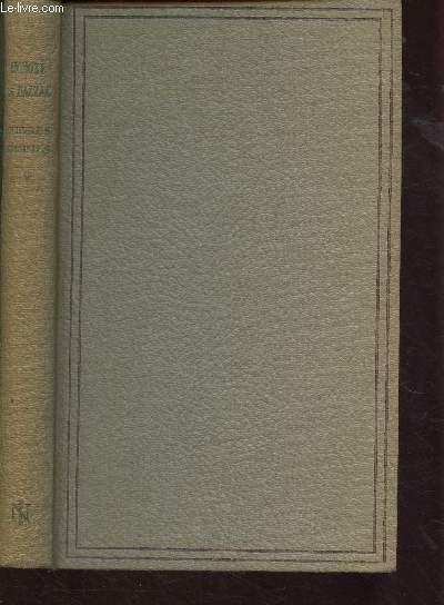 OEUVRES CHOISIES - TOME V  (1 VOLUME) : LES EMPLOYES (Avec préface de la première édition)