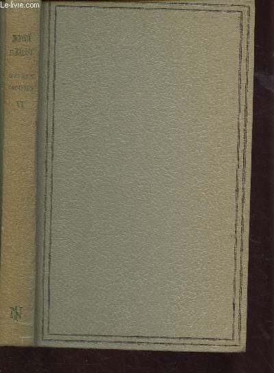 OEUVRES CHOISIES - TOME VI  (1 VOLUME) :FARRAGUS suivi de LA FEMME ABANDONNEE, GOBSECK, LE MESSAGE