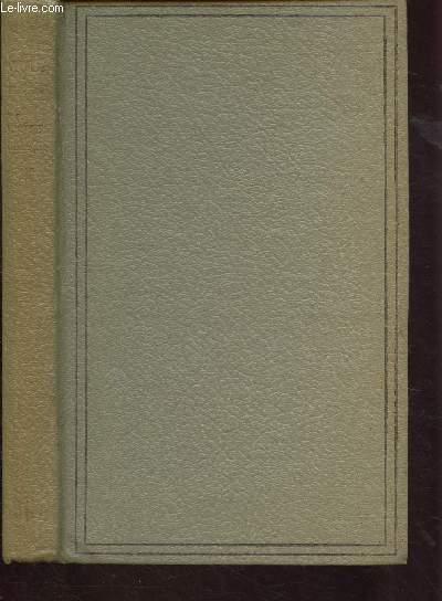 OEUVRES CHOISIES - TOME IX (1 VOLUME) : LA RECHERCHE DE L'ABSOLU suivi de L'ELIXIR DE LONGUE VIE, LE CHEF D'OEUVRE INCONNU