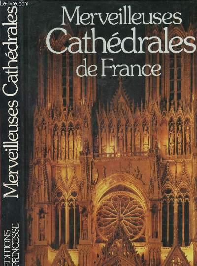 MERVEILLEUSES CATHEDRALES DE FRANCE  (Albi, Amiens, Angoulême, Bourges, Chartres, Laon,Le Mans, Nantes, Paris, Quimper, Reims,etc)